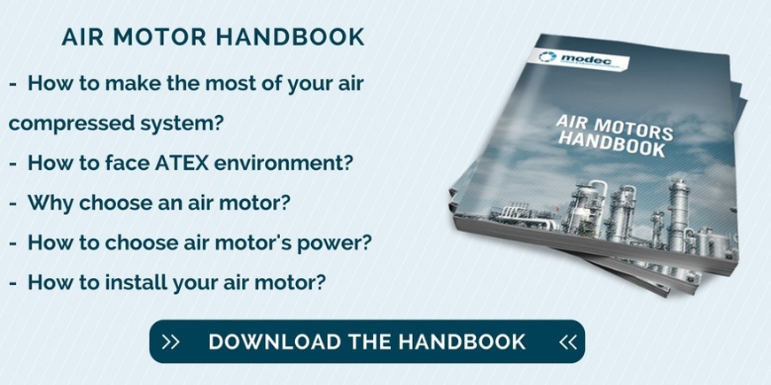 Top 5 reasons to choose air motors over other motors